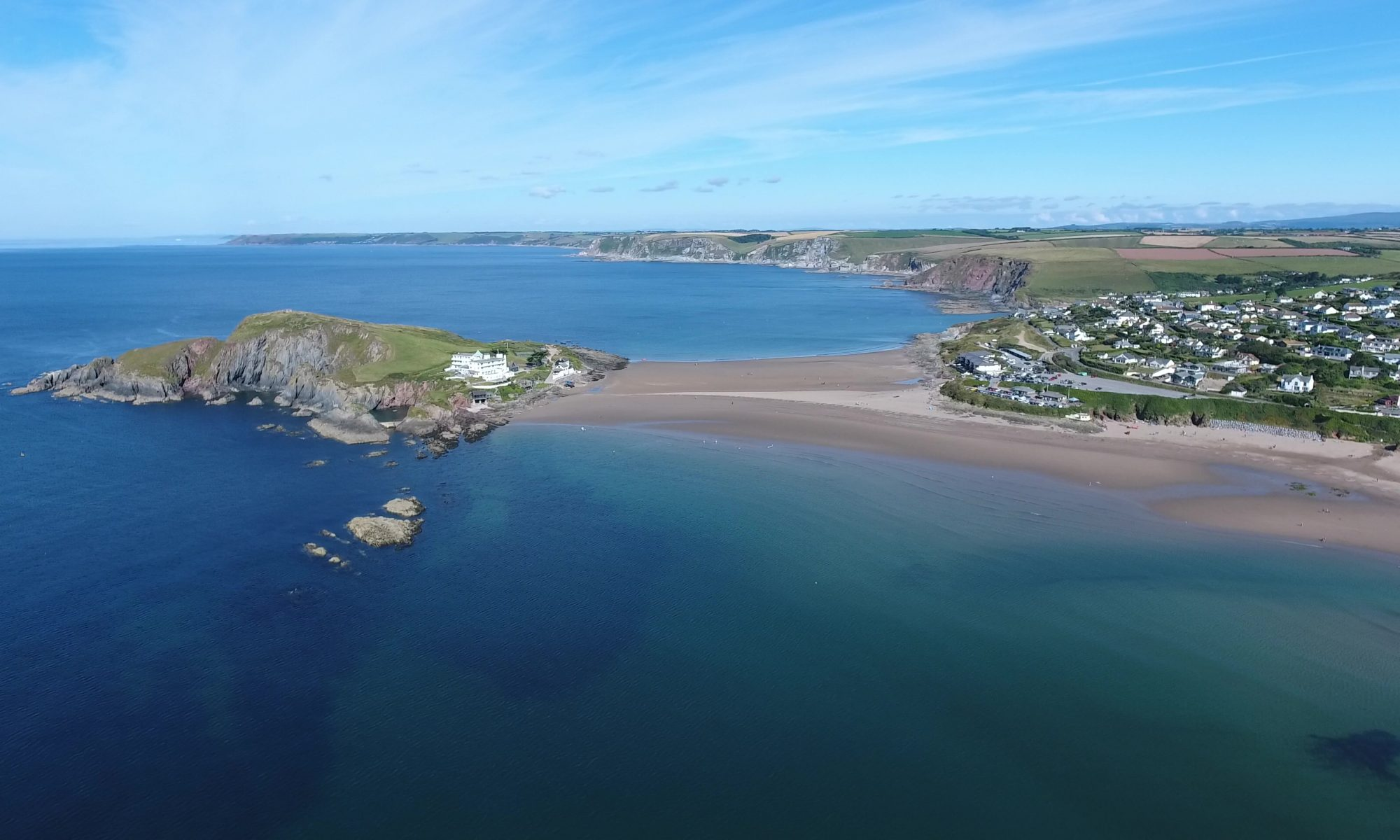 Burgh Island and Bigbury